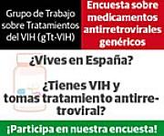 Encuesta sobre medicamentos retrovirales genéricos