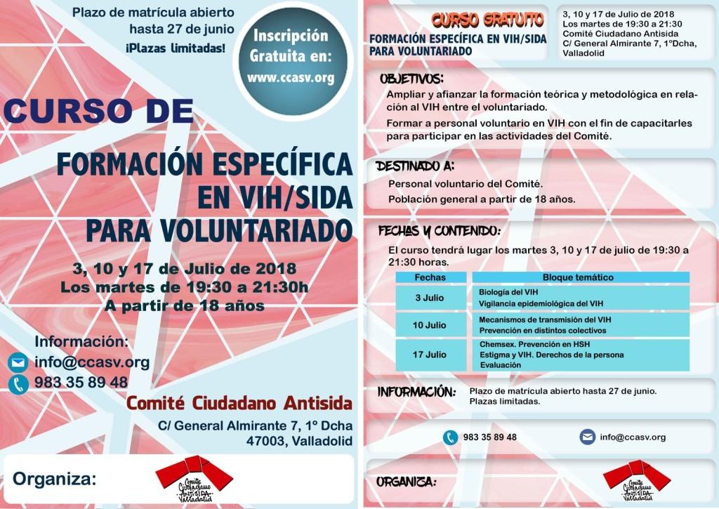 Comité Ciudadano AntiSIDA de Valladolid « Eventos